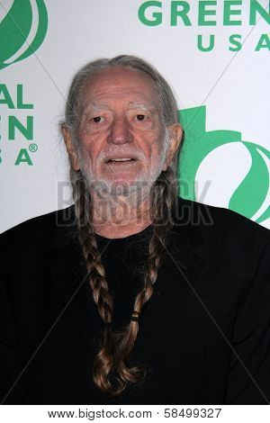 Willie Nelson at the Global Green USA's 10th Annual Pre-Oscar Party, Avalon, Hollywood, CA 02-20-13