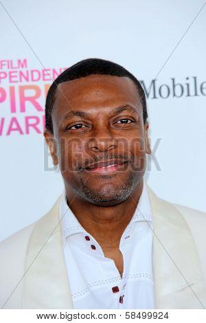 Chris Tucker at the 2013 Film Independent Spirit Awards, Private Location, Santa Monica, CA 02-23-13