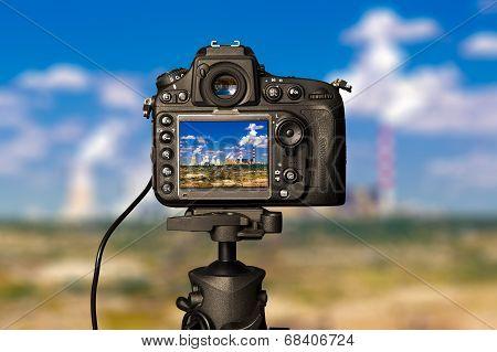 Digital Camera On Day