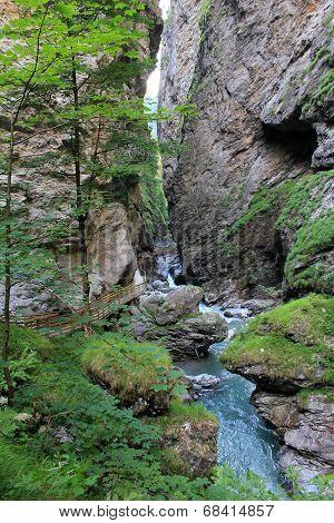 Liechtensteinklamm (Liechtenstein Gorge)