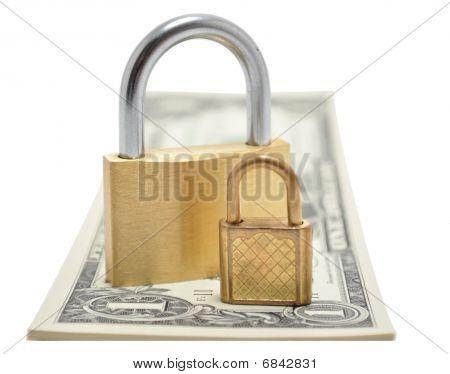 Two Locks on Money