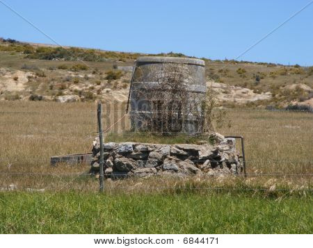 Just One Barrel