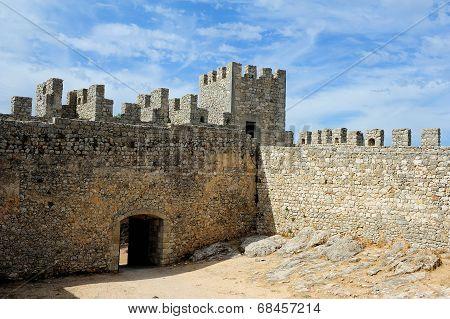 Castelo Dos Mouros, Sesimbra, Portugal