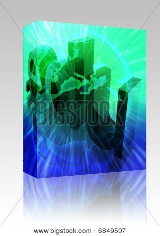 Dot Edu Internet Box Package