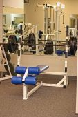 Fitness Machines, Gym equipment for home, office or gym poster