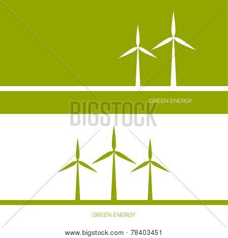 Vector illustration concepts for ecology