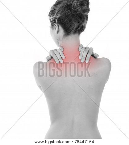 Trapezius And Nape Ache