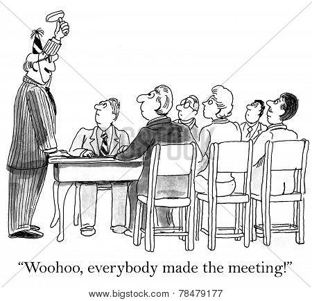 Meeting Attendance