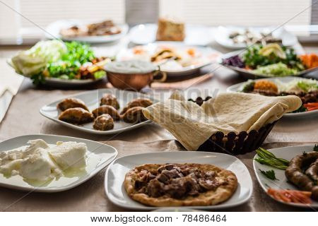 Traditional Turkish Cuisine