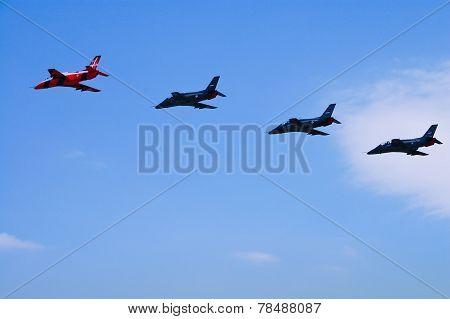 Aircraft Teamwork