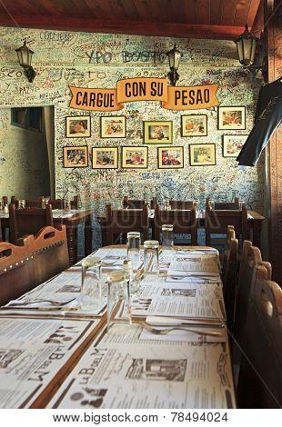 Restaurant-bar La Bodeguita del Medio.