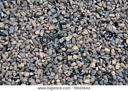New Bitumen Road Surface