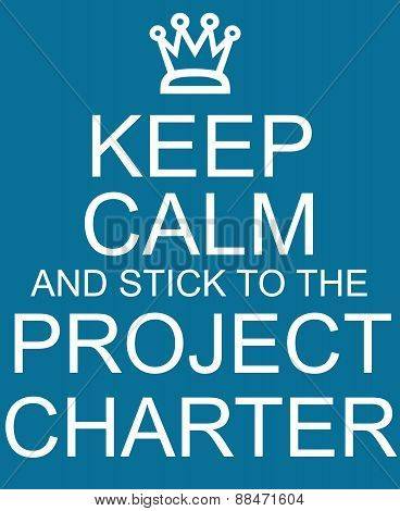 Keep Calm Project Charter