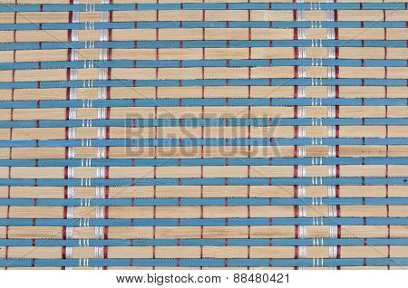 Japanese mat pattern and texture for background.