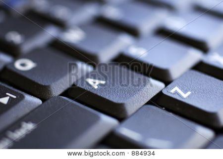 Keyboard A To Z