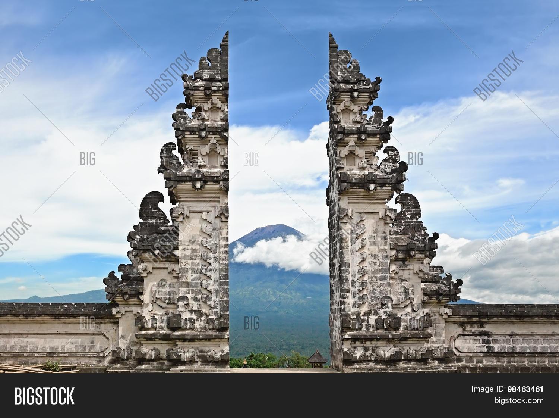 Symbol Bali Hindu Image Photo Free Trial Bigstock