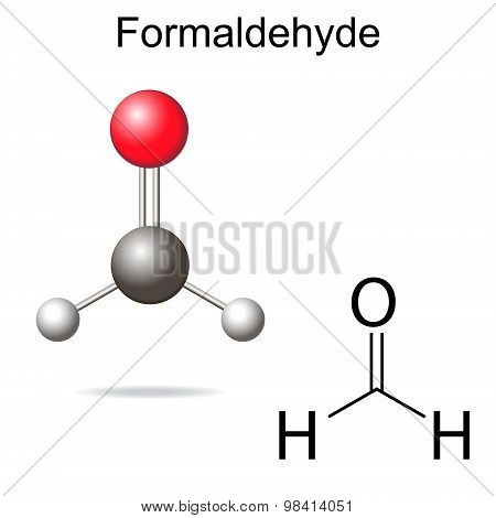 Formaldehyde Model