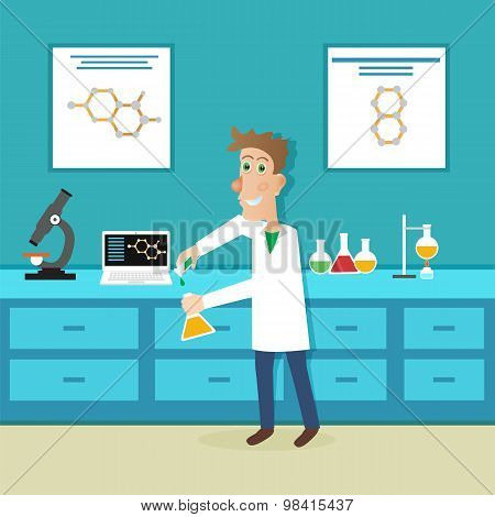 Scientist In Science Education