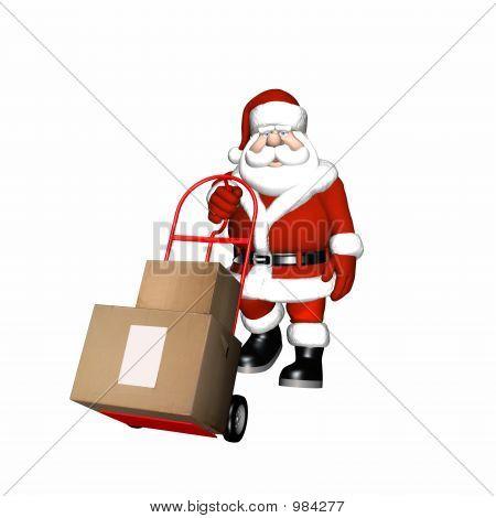 Santa Delivery 3