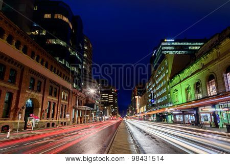 Adelaide City Lights