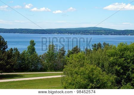 View of Little Traverse Bay