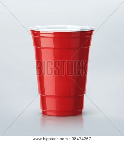 Red Party Cup