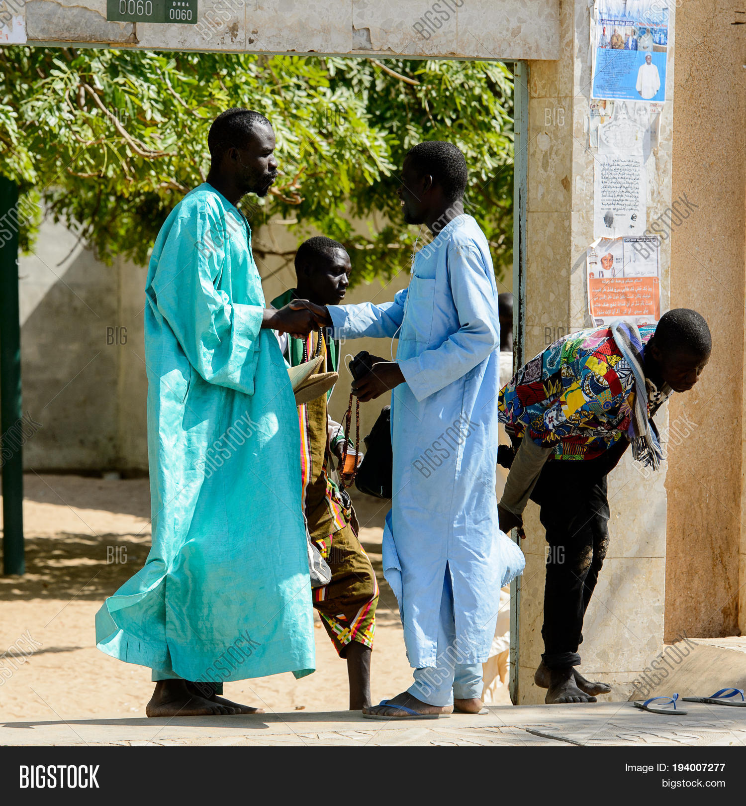 TOUBA, SENEGAL - APR Image & Photo (Free Trial) | Bigstock