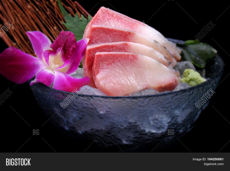 Hamachi Sashimi Raw Image & Photo (Free Trial) | Bigstock