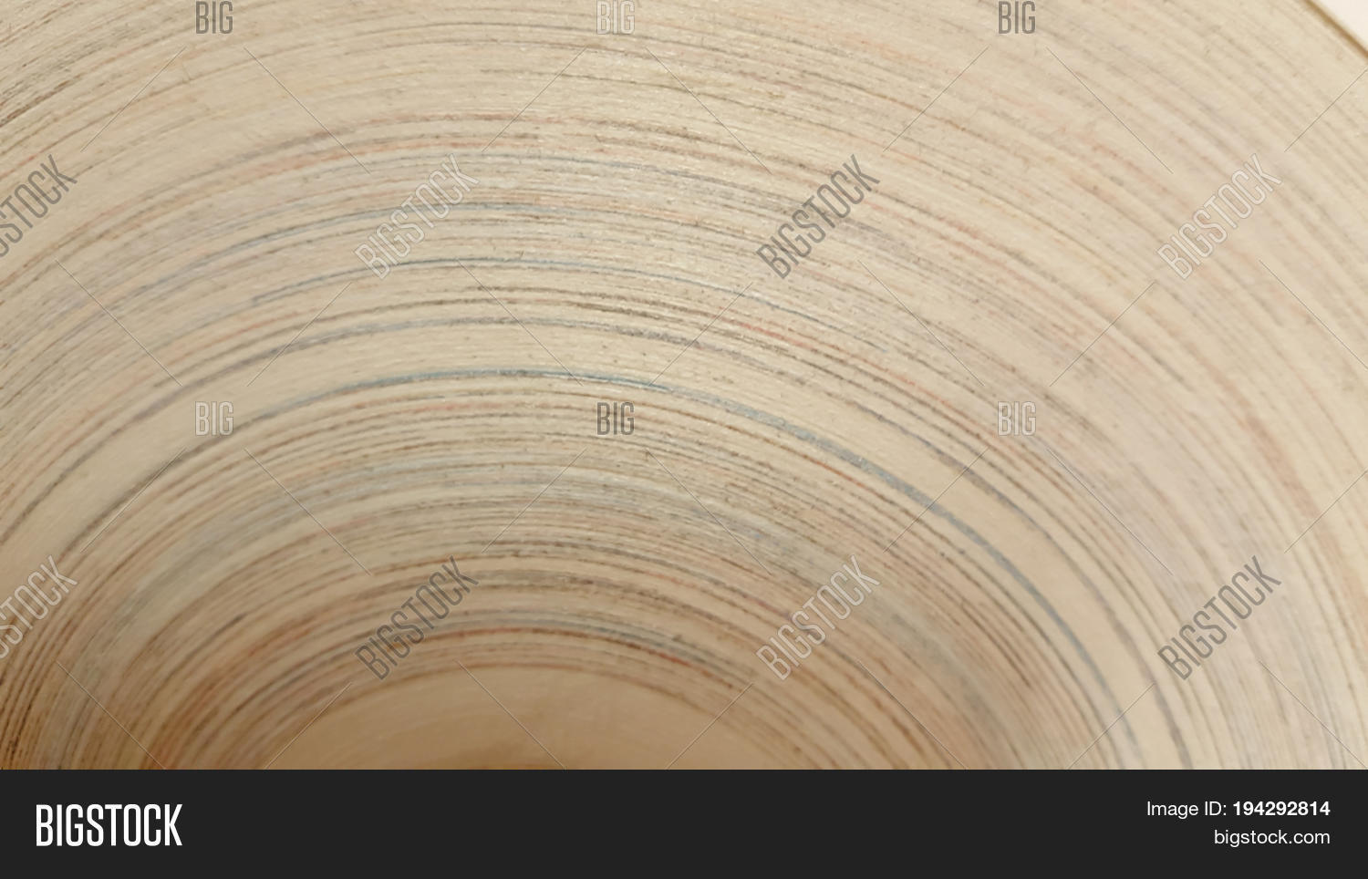 Paper Roll Texture Image & Photo (Free Trial) | Bigstock