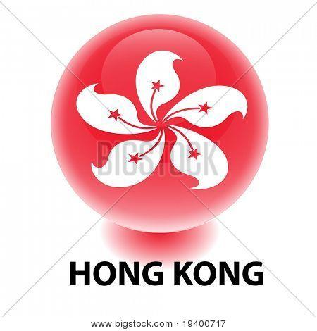 Orb Hong Kong Flag