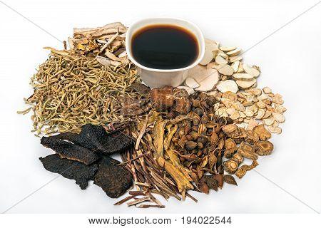 Traditional Chinese Herbal Medicine Nature Alternative Medicine
