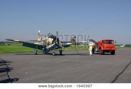 Thirsty Aircraft
