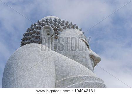 Big Budda Phuket island landmark in Thailand