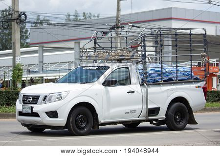 Pickup Car Nissan Navara.
