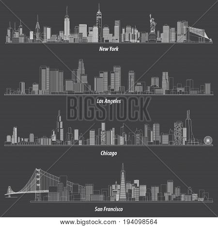 Skylines Outlines