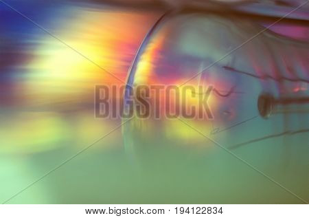 Soft sweet blurred pastel color background with natural bokeh. Abstract gradient desktop wallpaper.