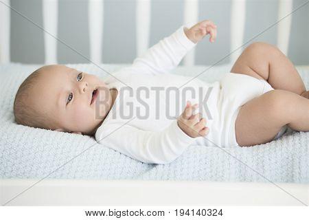 Caucasian Baby Boy