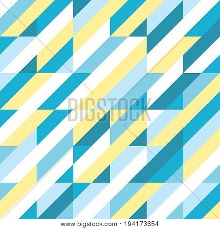 Abstract lines colorful stripe background, stock vector