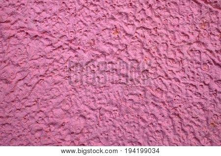 Magenta pink papier mache texture blank paper background