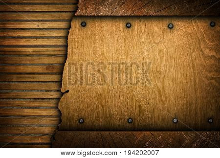 cracked wood template background