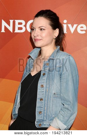 LOS ANGELES - MAR 20:  Jill Flynn at the NBCUniversal Summer Press Day at Beverly Hilton Hotel on March 20, 2017 in Beverly Hills, CA