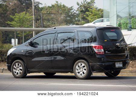 Private Mpv Car Chevrolet Spin