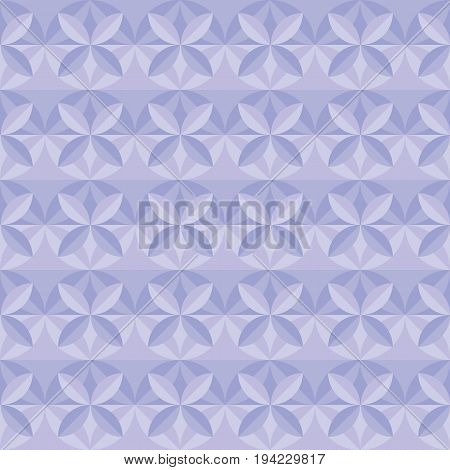 pastel pale color tender tile. vintage retro style geometry seamless pattern. vector illustration of repeatable motif