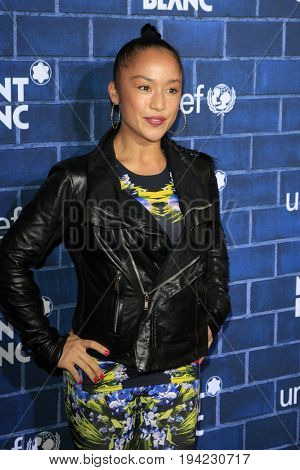 LOS ANGELES - FEB 23:  Nicole Winhoffer at the Pre-Oscar charity brunch by Montblanc & UNICEF at Hotel Bel-Air on February 23, 2013 in Los Angeles, CA
