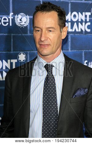 LOS ANGELES - FEB 23:  Sebastian Copeland at the Pre-Oscar charity brunch by Montblanc & UNICEF at Hotel Bel-Air on February 23, 2013 in Los Angeles, CA