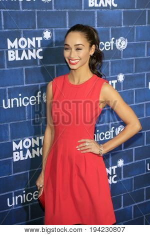 LOS ANGELES - FEB 23:  Cara Santana at the Pre-Oscar charity brunch by Montblanc & UNICEF at Hotel Bel-Air on February 23, 2013 in Los Angeles, CA