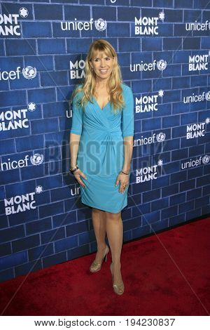 LOS ANGELES - FEB 23:  Julia Verdin at the Pre-Oscar charity brunch by Montblanc & UNICEF at Hotel Bel-Air on February 23, 2013 in Los Angeles, CA