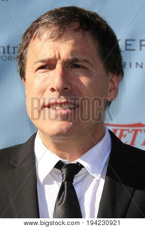 LOS ANGELES - JAN 6:  David O Russell at the Variety's