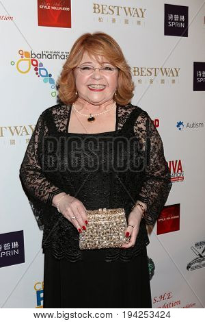 LOS ANGELES - FEB 26:  Patrika Darbo at the Style Hollywood Oscar Viewing Dinner at Hollywood Museum on February 26, 2017 in Los Angeles, CA