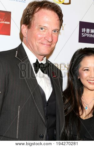 LOS ANGELES - FEB 26:  Rex Smith at the Style Hollywood Oscar Viewing Dinner at Hollywood Museum on February 26, 2017 in Los Angeles, CA